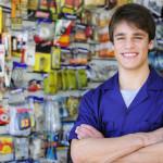 Kaufmann/frau im Einzelhandel