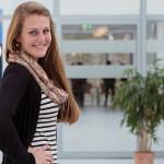 Finja: 23 Ausbildung zur Gesundheits- und Kinderkrankenpflegerin am Städtischen Krankenhaus in Kiel