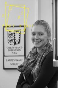 Geesche: Finanzwirtin am Finanzamt Nordfriesland