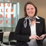 Personaler geben Tipps mit Sylvie Blanck