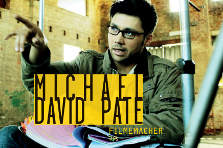 Filmemacher Michael David Pate