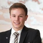 Thorge: 1. Lehrjahr zum Bankkaufmann bei der VR Bank Niebüll