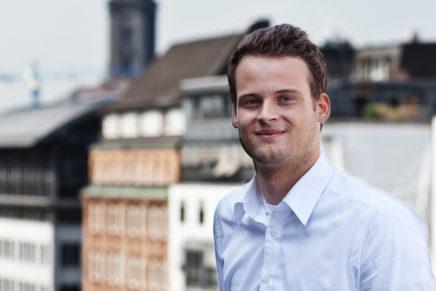 Christoph: Business Administration bei der HSBA und Deutschen Bank