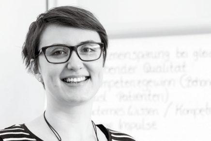 Stephanie: Krankenhausmanagement an der FH Flensburg