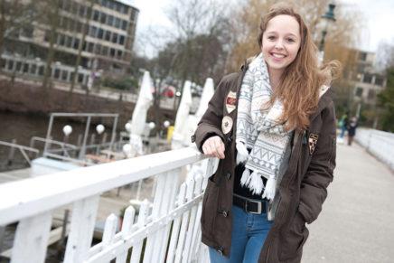 Julia: Management und Ökonomie im Gesundheitswesen an der Hochschule Fresenius in Hamburg