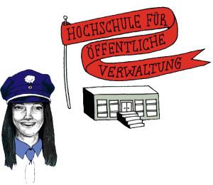 Illustration mit dem Thema Verwaltung