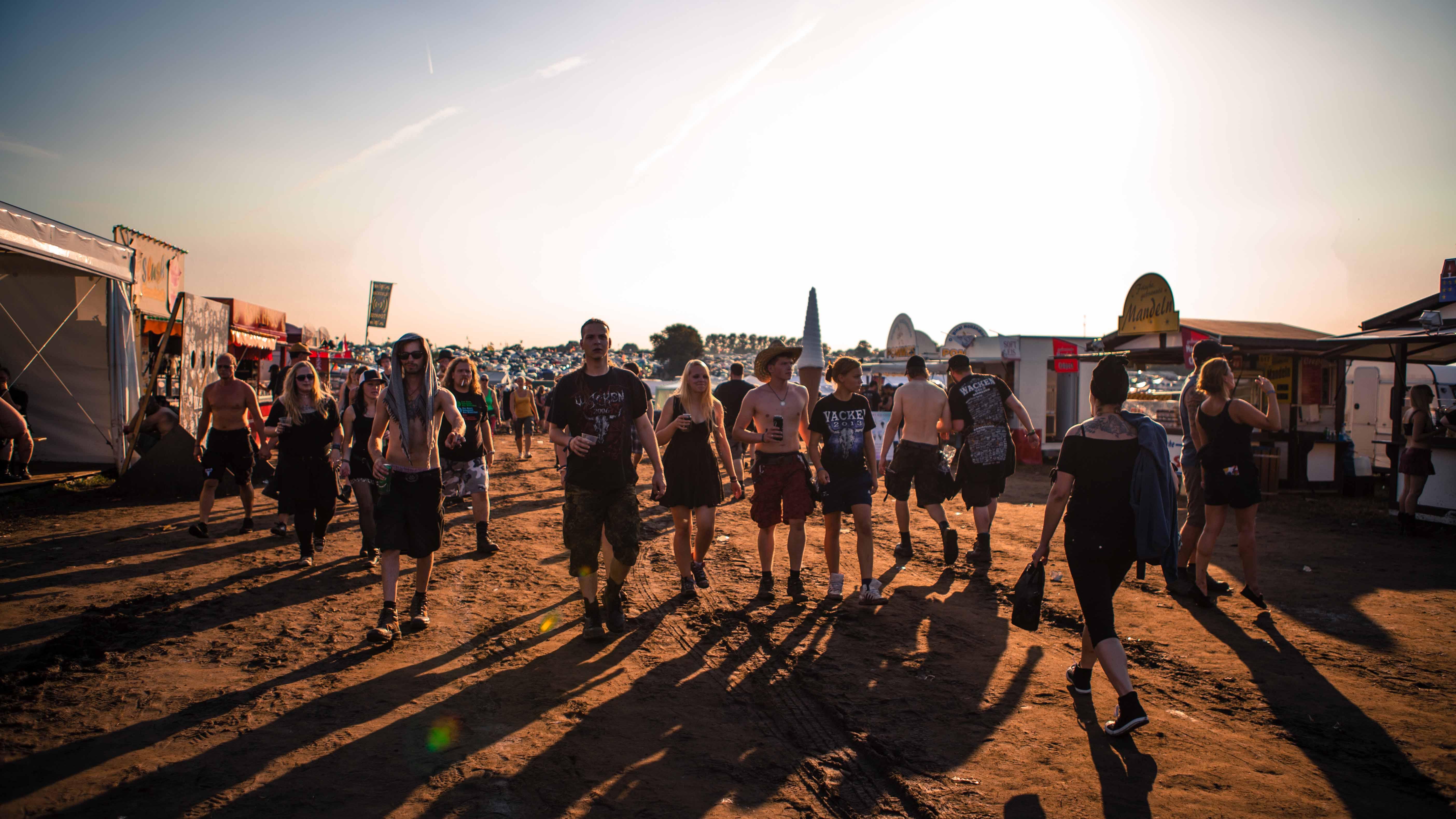 Ach, Festivals sind wundervoll! – Das Amt Schenefeld auf dem W:O:A