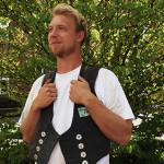Nils Fischer, 20, Zimmermann im 3. Ausbildungsjahr bei Baugeschäft HD Autzen