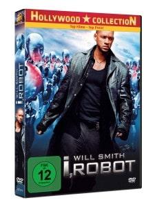 """Das DVD-Cover von """"i, Robot"""""""
