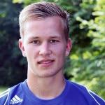 Marcel Dierks (19), Auszubildender im  2. Lehrjahr, im Baugeschäft Sven Lohse