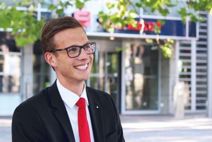 Max Witt, 21