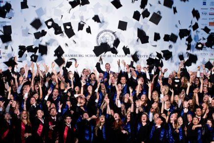 HSBA: Die Hochschule der Hamburger Wirtschaft erreicht neuen Rekord