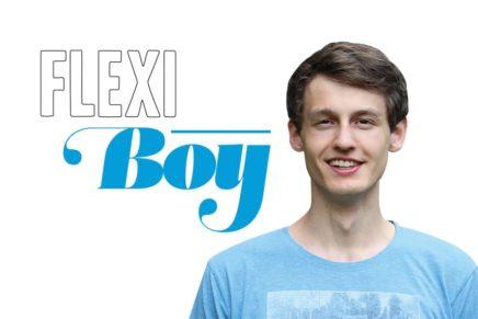 Flexi Boy wird ausgezeichnet