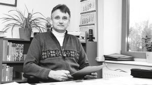 Manfred Heuer ist Schulsozialarbeiter und Leiter der OGS Schafflund. Er hat immer ein offenes Ohr für die Probleme der Schüler und unterstützt sie auch bei der Berufswahl.