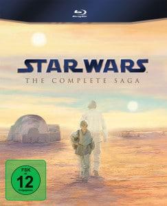 """Das DVD-Cover von """"Star Wars"""""""