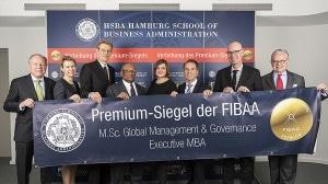 HSBA als erste Hamburger Hochschule mit Premium-Siegel ausgezeichnet