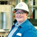 Monja: Wird Chemikantin bei der Covestro AG
