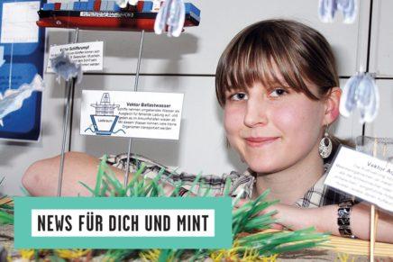 Schüler experimentieren: Jugend forscht