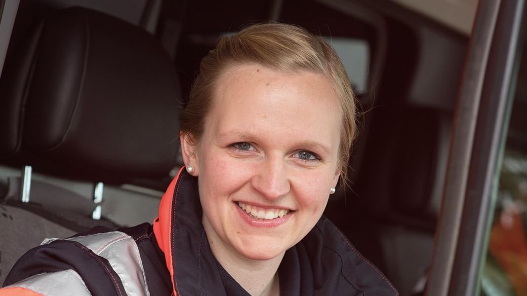 Lena: Wird Notfallsanitäterin bei der RKiSH