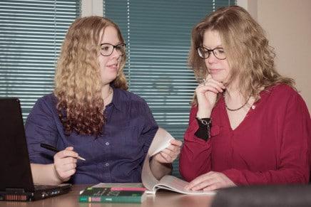 Anke: Wird Steuerfachangestellten bei MEF & Partner in Niebüll
