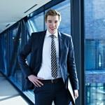 Simon: Wird Bankkaufmann bei der VR Bank eG Niebüll
