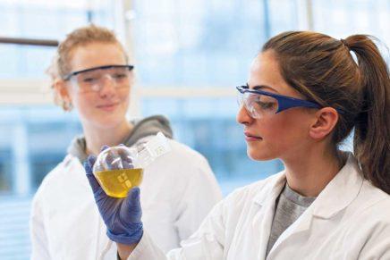 Neuer Studiengang für neue Berufsfelder an der FH Lübeck ab Winter 2016: Angewandte Chemie