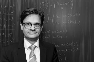 ... begeistert vom Engagement der Studierenden: Prof. Dr. Volker Looks