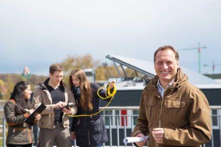 Neuer Studiengang für neue Berufsfelder an der FH Lübeck ab Winter 2016: Umweltingenieurwesen und -management