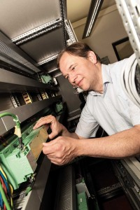 Ingenieur aus Leidenschaft: Prof. Dr.-Ing. Michael Thiemke
