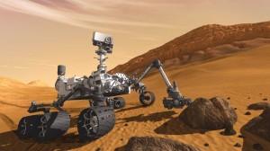 Kieler Hightech an Bord: Der Mars-Rover Curiosity arbeitete mit Messgeräten, die das Team von Prof. Robert Wimmer-Schweingruber entwickelt und gebaut hat.