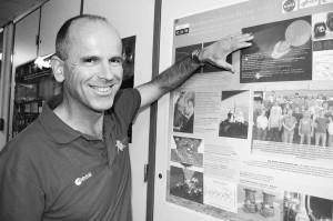 Forschen für Weltraummissionen von NASA und ESA: Prof. Robert Wimmer-Schweingruber von der Uni Kiel