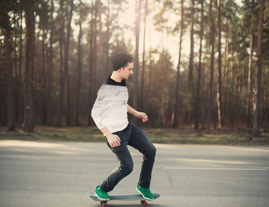 CMYK_T-Shirt-Junge