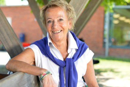 Friedrich-Junge-Gemeinschaftsschule: Margrit Gebel