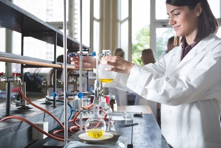Chemielaborant/in