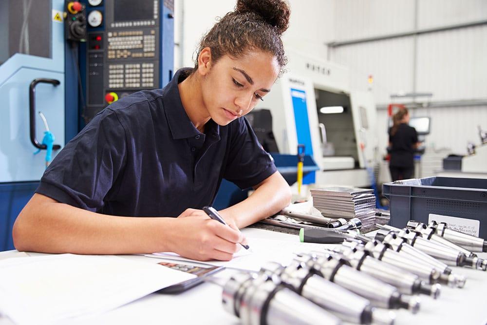 Berufsbild Industriemechaniker