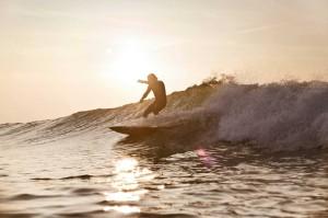 Niklas Diener Surfbild