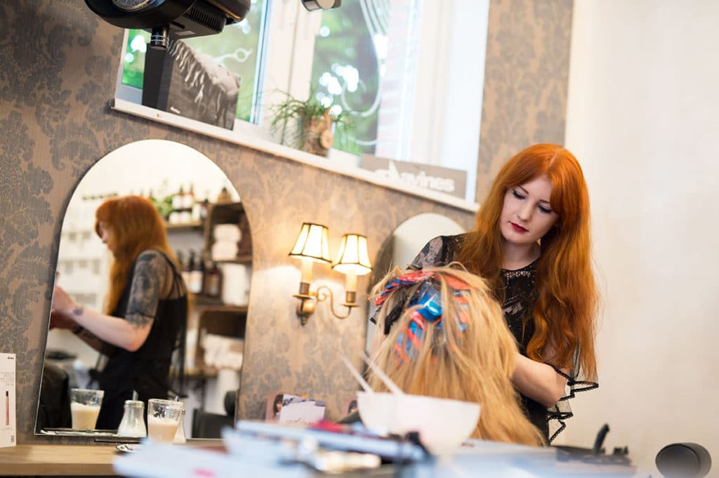 Ausbildung Friseur