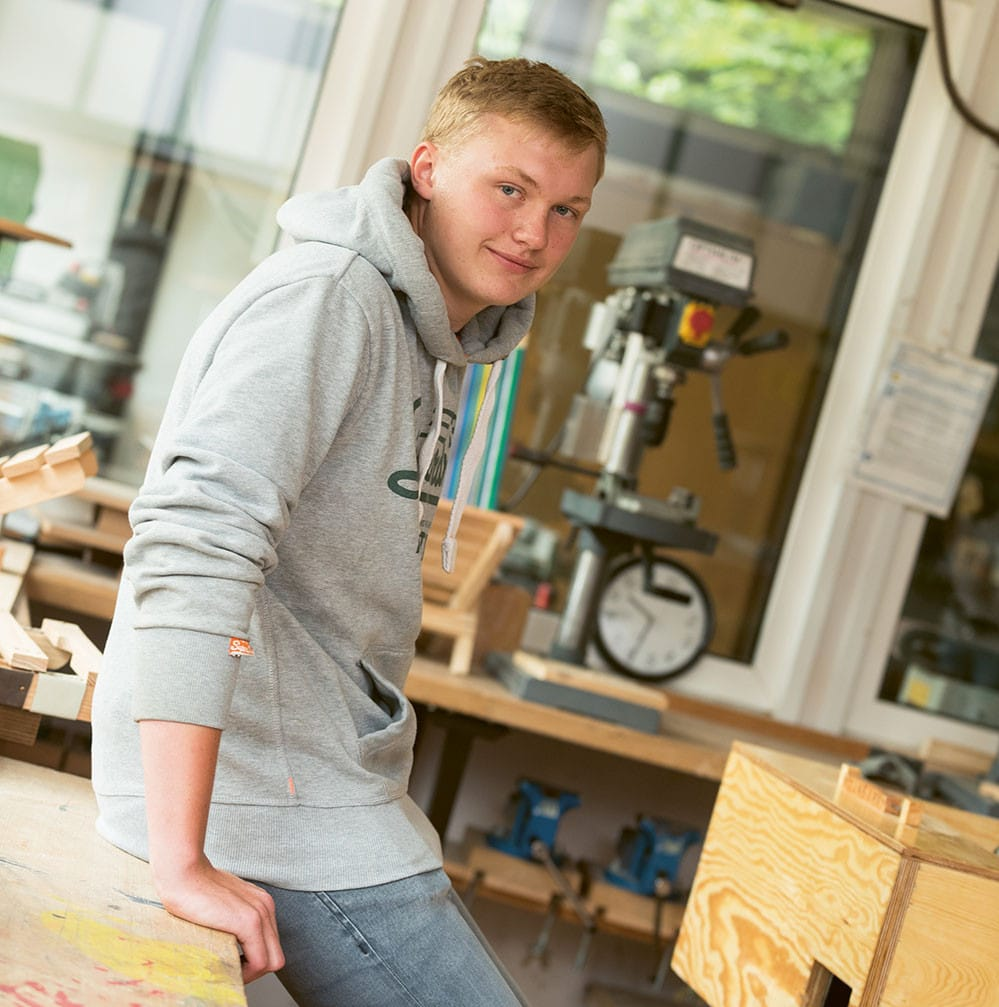 ME2BE Schülerfrage an Björn Schnoor
