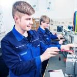 Julian: Wird Elektroniker bei den Schleswiger Stadtwerken