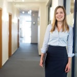 Ayleen: Ausbildung zur Bankkauffrau bei der Schleswiger Volksbank