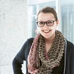 Anna-Lena: studiert bei der Stadtverwaltung Elmshorn