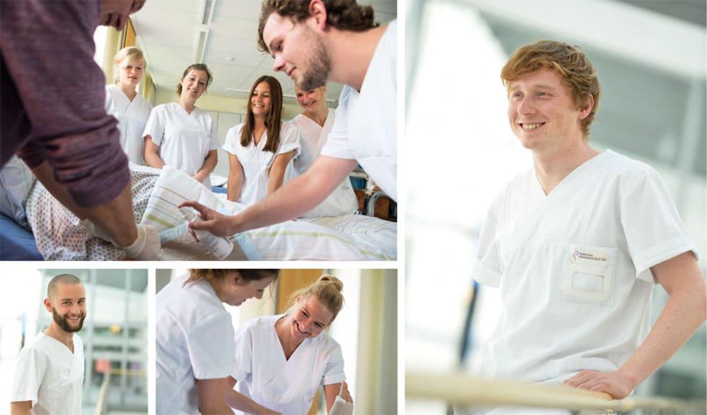 ME2BE beim Staedtisches-Krankenhaus-Kiel