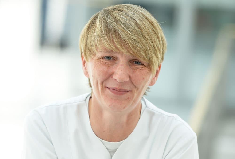Bianca: Wird Gesundheits- und Krankenpflegerin am Bildungszentrum des Städtisches Krankenhauses Kiel