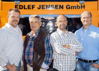 Ausbildung bei Edlef Jensen