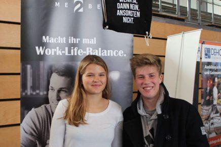 Ausbildungsforum Altenholz – Interessent von gestern, Azubi von morgen!