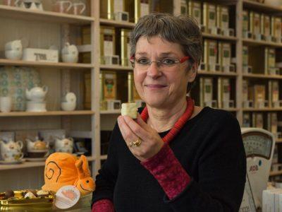 Bürgermeisterin Anke Cornelius-Heide von der Stadt Meldorf