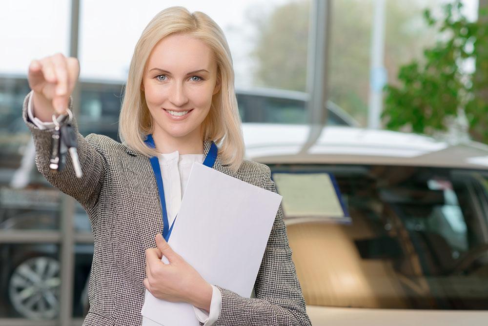 Automobilkaufmann/frau