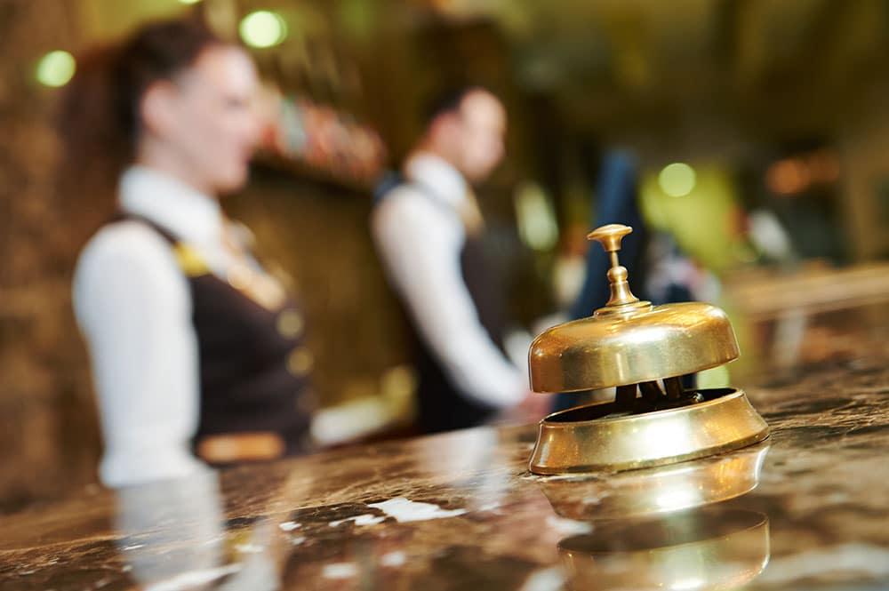 Hotelfachmann/frau