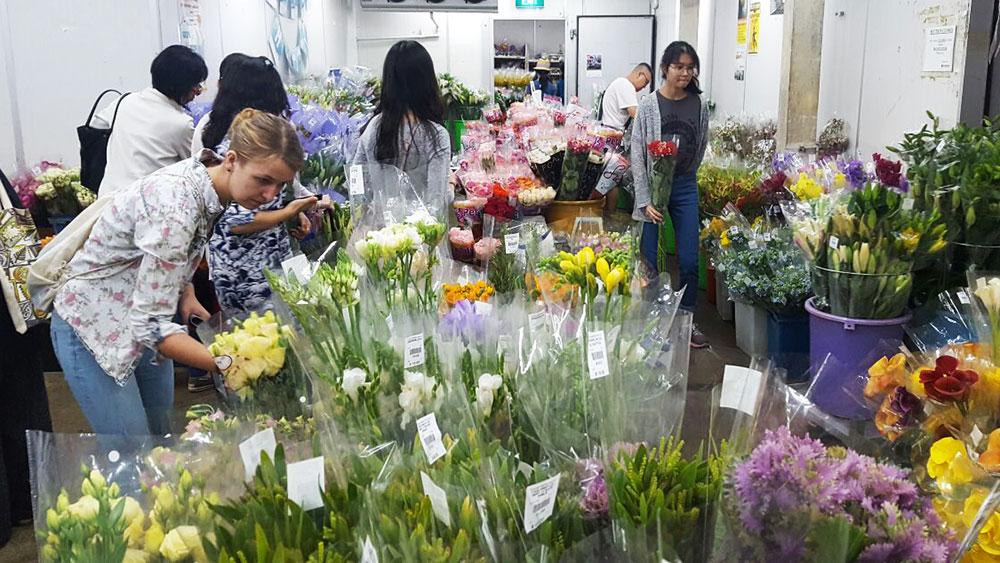 ME2BE stellt Floristenberuf vor