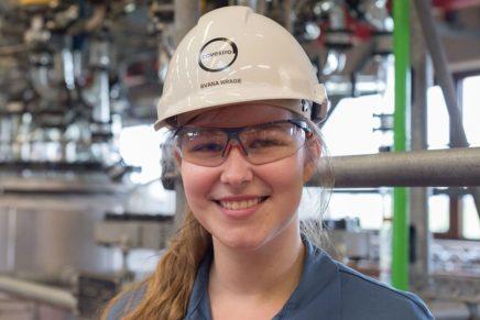 Svana: Wird Chemikantin bei der Covestro AG